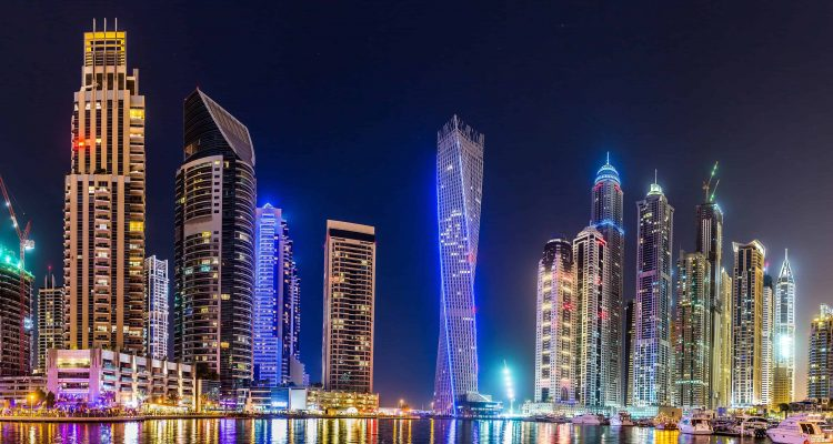 dubai-skyline-at-night-uhd-4k-wallpaper